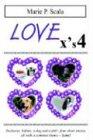 Love X's, Marie P. Scala, 1418418471