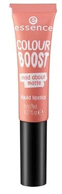 Essence Colour Boost Mad About Matte Liquid Lipstick I Love You Me Neither 0.27oz, pack of 1 ()