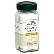 Cream of Tartar - 3.6 oz,(The Spice Hunter) by The Spice Hunter