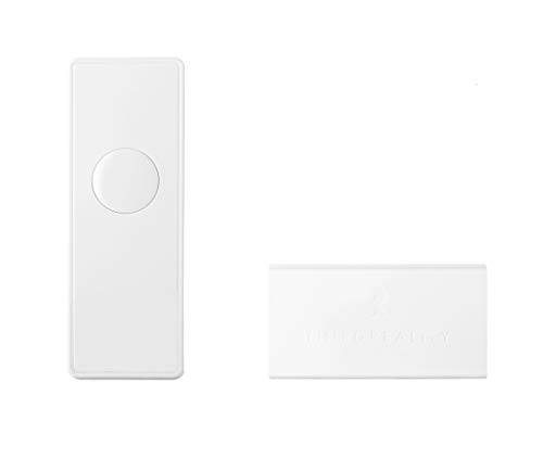 Third Reality Smart Light Switch (Gen 2 Starter Kit) - Everything you need to control any Toggle or Rocker wall switch, No Wiring Required. 1 Switch and Hub. Works with Alexa and Google Home.