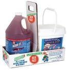 Ecological Laboratories Microbe Lift Mean Green Combo Pack, 8 lb. (Green Clean Granular Algaecide)