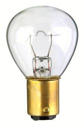 CE17 MINIATURE INCADESCENT BULB BA15D BASE ()