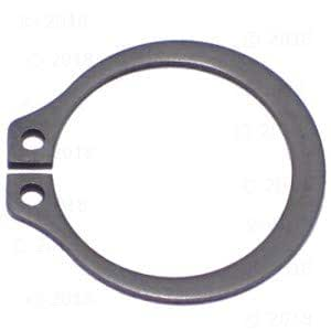 40 pieces 5//16 External Retaining Ring