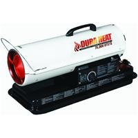 Dura Heat Portable Forced Air Heater, 75,000 BTU - DFA75T
