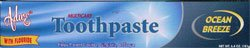 Kosher Toothpaste (Adwe Laboratories Kosher Toothpaste Fluoride Ocean Breeze 6.4)