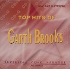 Garth Brooks Greatest Hits Karaoke CD+G Superstar Sound Tracks