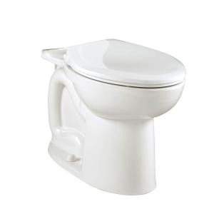 American Standard Elongated Toilet Elongated, High Efficiency Ada Compliant 16-1/2 '' H 16-1/2 '' H Wh