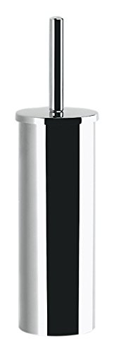 Gedy 7833-13 Toilet Brush Holder, 0.8'' L x 3.62'' W, Chrome by Gedy