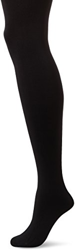 Spanx Women's End Tights Reversible, Black/Charcoal, C