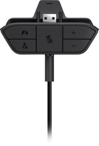 01ef247158d Amazon.com: Xbox One Stereo Headset Adapter: Video Games