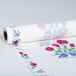 PT# 46845 PT# # 46845- Paper Exam Table Smooth Rose Garden 21x225 12Rl/Ca by,...