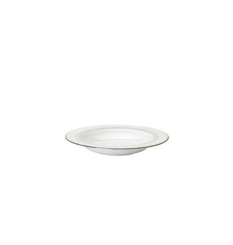- Kate Spade Noel Alabaster 9.0 Pasta/Rim Soup