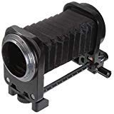Runshuangyu Lens Macro Fold Bellow Extension Tube for Nikon Film Cinema and Digital SLR Photography Camera D750 D810 D7200 D7100 D7000 D90 by Runshuangyu