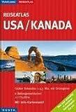Travelmag Reiseatlas USA/ Kanada