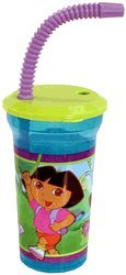 Dora the Explorer 12 oz. Sports Drinking Sippy Cup with Stra