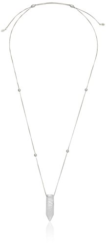 Alex Ani Crystal Pendant Necklace