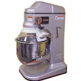 Axis Equipment AX-M12 Commercial Planetary Mixer, Aluminum Alloy Body, Stainless Steel Bowl, 12 qt. Capacity, 24-51/64'' Height x 13'' Width x 19-19/32'' Depth by Axis Equipment