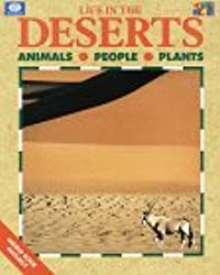 Life in the Deserts (World Book Ecology Series)