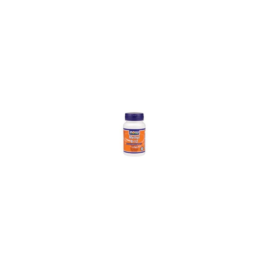 NOW Foods Methyl B 12 5000mcg