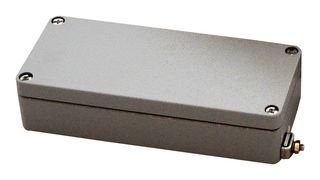 ATX-10515-Metal Enclosure, ATEX Certified, Multipurpose, Aluminium, IP66, 90.2 mm, 260 mm by BUD Industries