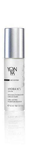 Long Lasting Hydrating Creamy - YON-KA AGE DEFENSE HYDRA NO. 1  SERUM Booster D'hydratation,  (1.7 Ounce / 50 Milliliter) - Long-Lasting Hydration Booster Serum for Dry Skin Types