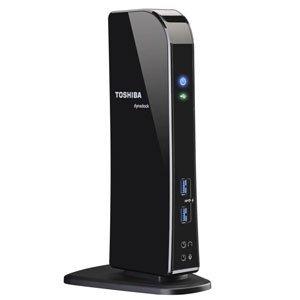 (Toshiba Dynadock U3.0 Universal USB 3.0 Docking Station (PA3927C-1PRP))