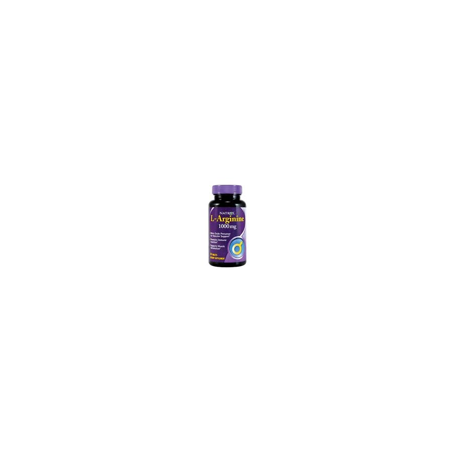 Natrol L Arginine Tablets