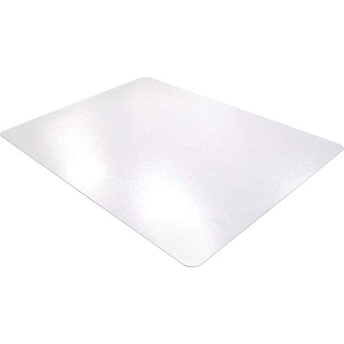 (Office Chair Mat 48''×40'' for Hardwood Floor,Non Toxic and BPA Free Clear Thick Mat)