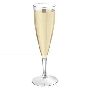 clarity champagne flute 62oz 175ml 175cl champagne glass plastic champagne flute