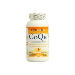 VESIsorb® CoQ10 200mg 60 Count by OPTCHO