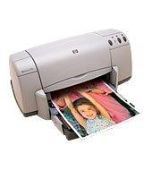 HP C6430E Deskjet 920C ~ Inkjet Printer, 9.0 PPM Black, 7.5 PPM Color, Con - Ppm Inkjet Printer