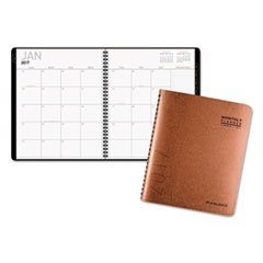 Executive Monthly Planner Padfolio - AT-A-GLANCE Monthly Padfolio / Planner 2018, 9 x 11