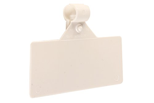 FFR Merchandising 1222025404 FO-LH Fold-N-Hold Label Holder,