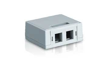 snap-in-2-port-surface-mount-box