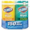 CLO01599 - Clorox Disinfecting Wipes, 7 X 8, Lemon And Fresh, 75 Wipes/canister by Unknown
