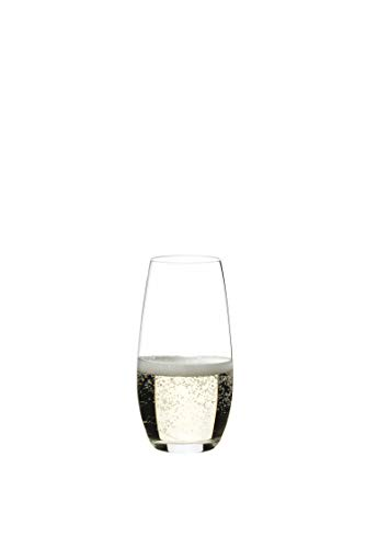 (Riedel O Wine Tumbler Champagne, Set of 2)
