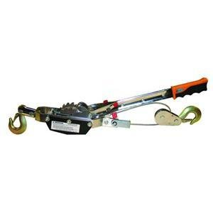 Cable Rated For 4400 lbs Hand Power Puller 10' x - 10 Northgate