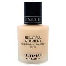 Ultima Beautiful Nutrient Nourishing Makeup Linen