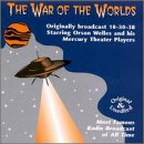 War Of The Worlds (1938 Mercury Theatre Of The Air Radio Broadcast)
