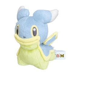 [ Sea of East ] Pokemon Best Wishes I LOVE MARINE stuffed 2 Karanakushi single item by Banpresto
