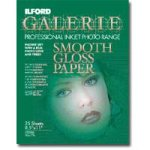 ILFORD Galerie Professional Inkjet 8.5X11-250 Sheet - Smooth Gloss