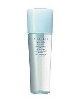 (Shiseido Pureness Refreshing Cleansing Water Oil-Free/Alcohol-Free, 5 fl. oz)