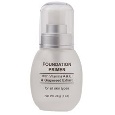 Jolie Foundation Primer W/ Vitamins & Grapeseed Extract 1 oz.