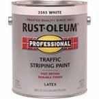 RUST-OLEUM 2593402 Traffic Paint, White