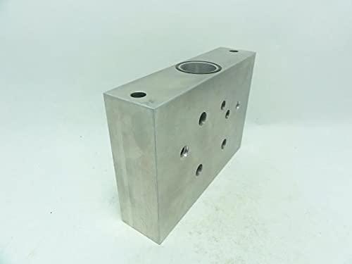 Dynatec 102243, Piston Pump Mounting Block