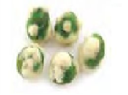 Wasabi Roasted Peas - 20 lb by Dylmine Health