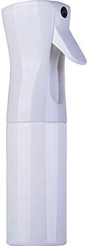 ActivoTex Pulverizador desinfección de Zapatos, mascarillas, jardín, peluquería | Botella vacía Spray Nebulizador de plástico Niebla Continua | Difusor para Pelo y Plantas| 185ml: Amazon.es: Hogar