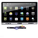 - TOCADO Android 7.1 Quad Core Car Stereo with Backup Camera Double 2 Din Stereo Car Touch Screen Radio GPS Navigation Car DVD Player in-Dash DVD Receiver 7