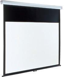 泉 IS-Sシリーズ 100型スプリングロールスクリーン ホワイト IS-S100W   B000CBT5G2