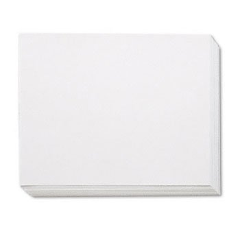 "Pacon Corporation Poster Board, 22""X28"", 100/Ct, White"